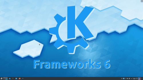 KDE Fameworks 6