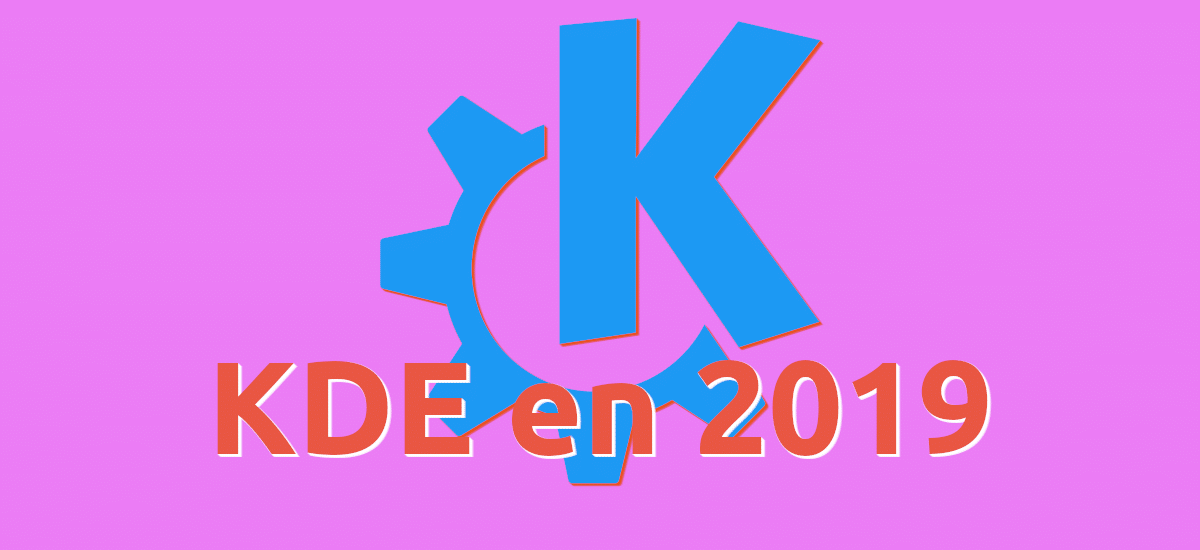 KDE en 2019