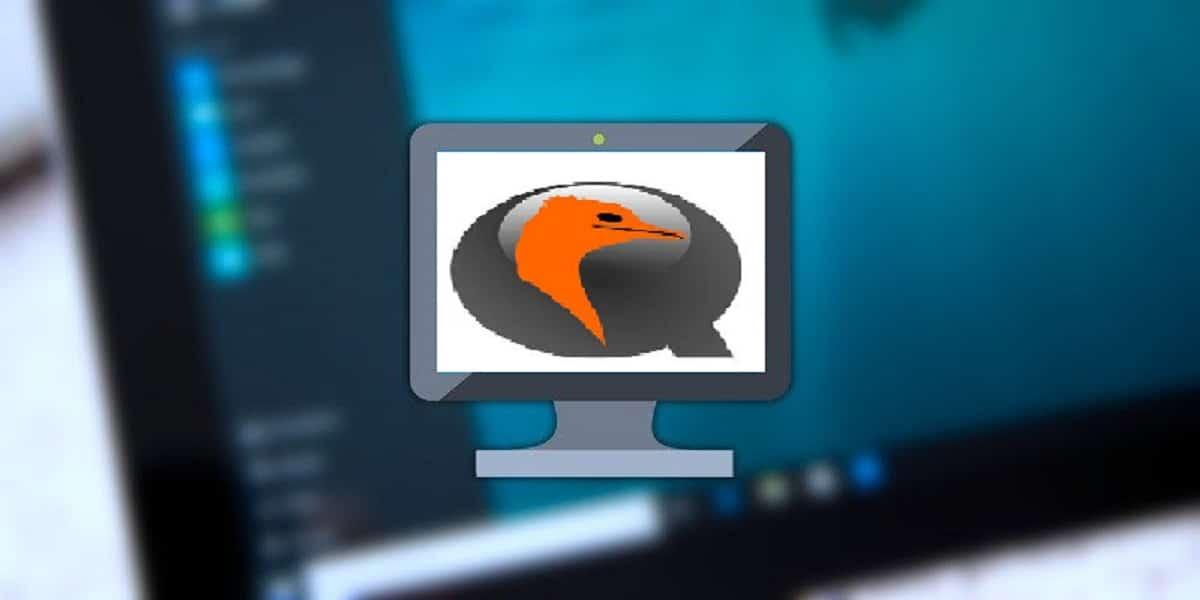 QEMU virtual machine