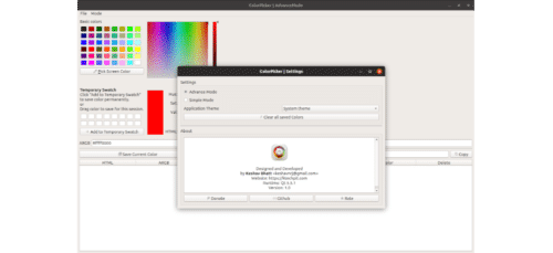 about color picker
