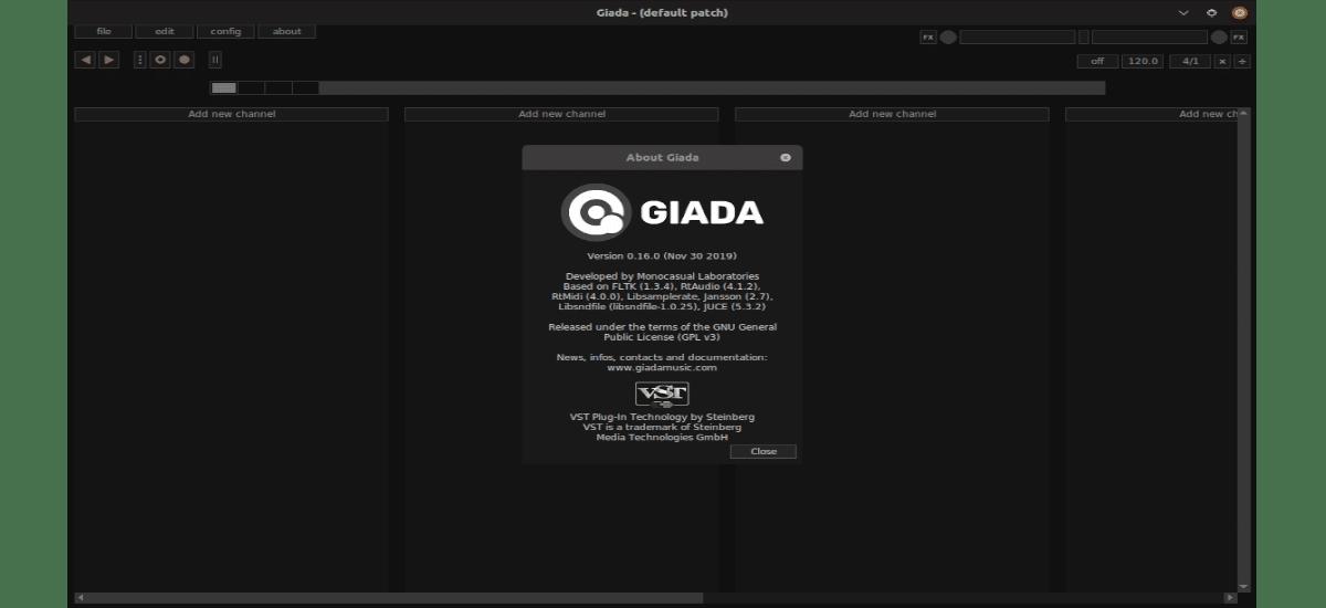 about Giada