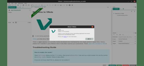 about VNote