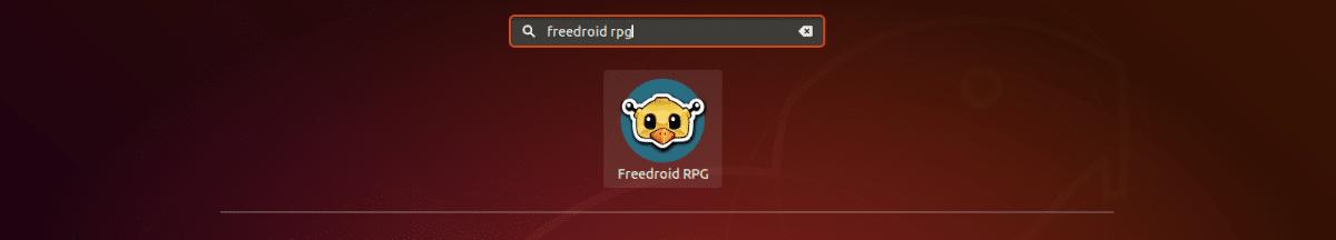 lanzador de freedroidrpg
