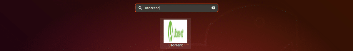 lanzador de utorrent server