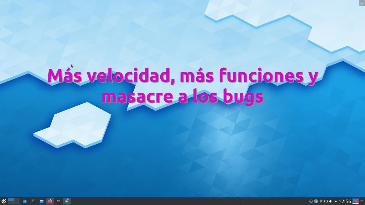 Esta semana en KDE