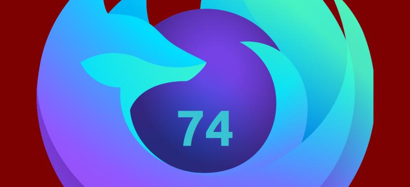 Firefox 74 Nightly