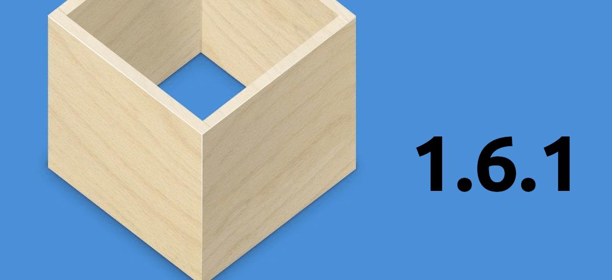 Flatpak 1.6.1