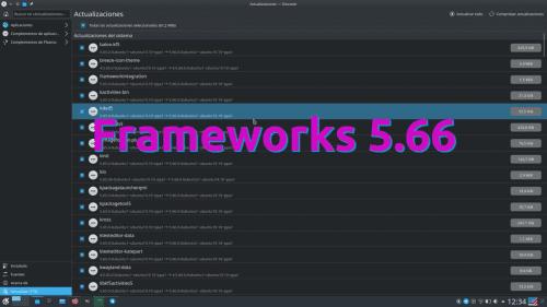 Frameworks 5.66