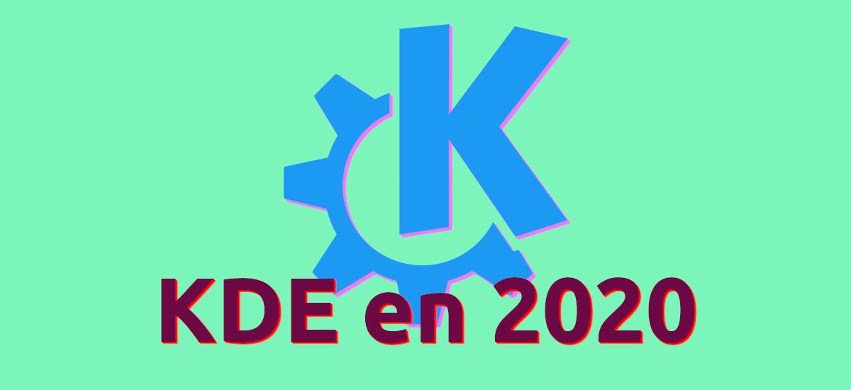 KDE en 2020