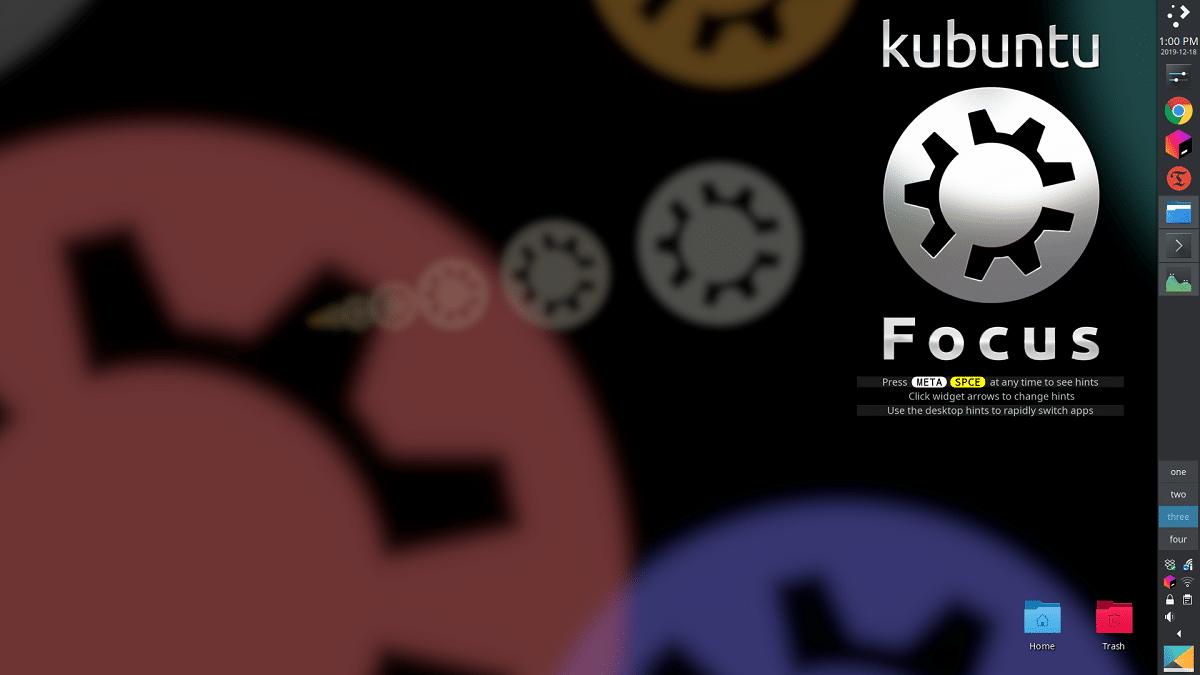 Kubuntu-focus