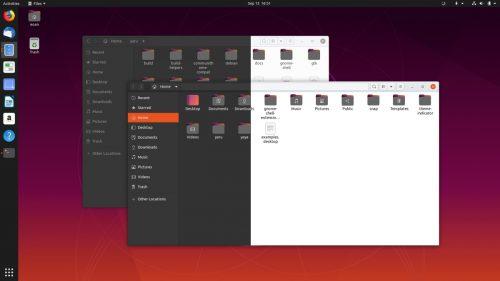 Nuevo tema de Ubuntu 20.04