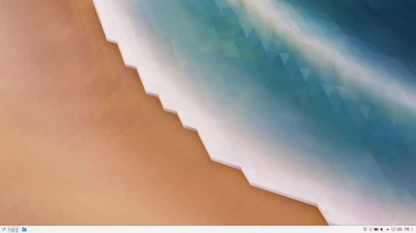 Volna, fondo de Plasma 5.18
