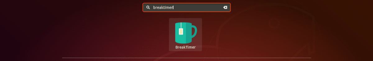 lanzador para breaktimer