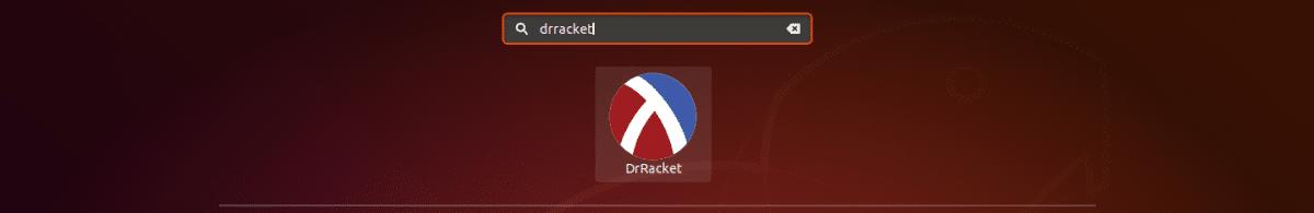 lanzador de DRracket