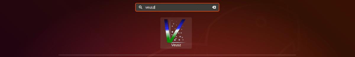 lanzador Veusz