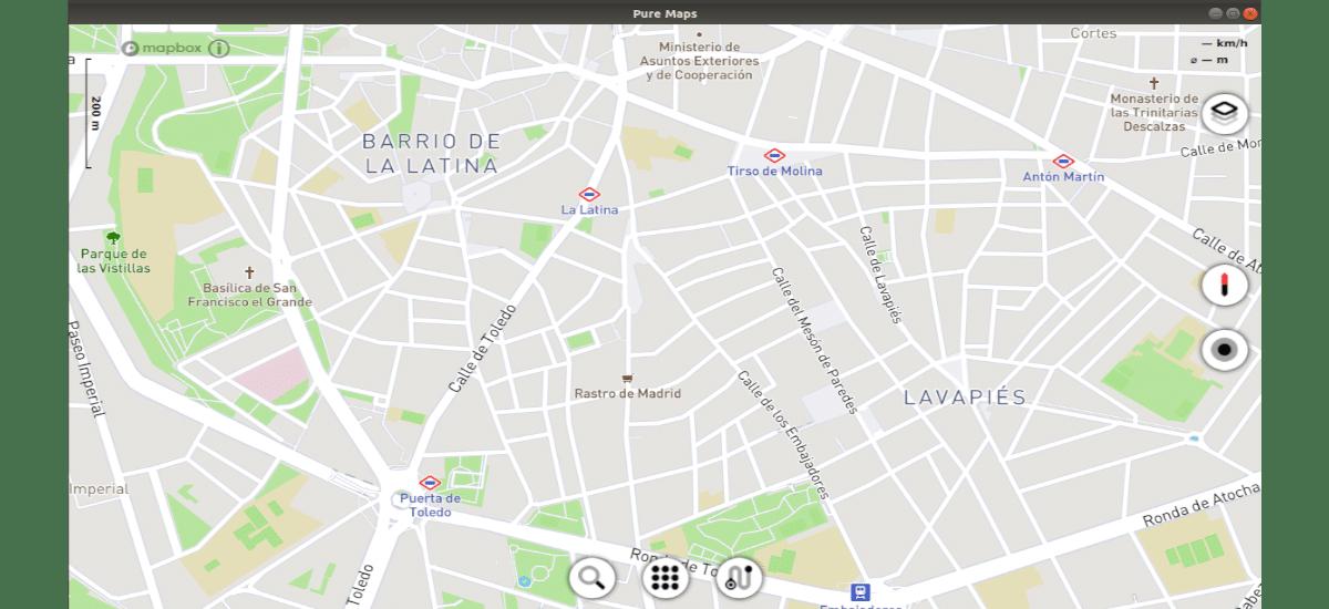 mapa pure maps