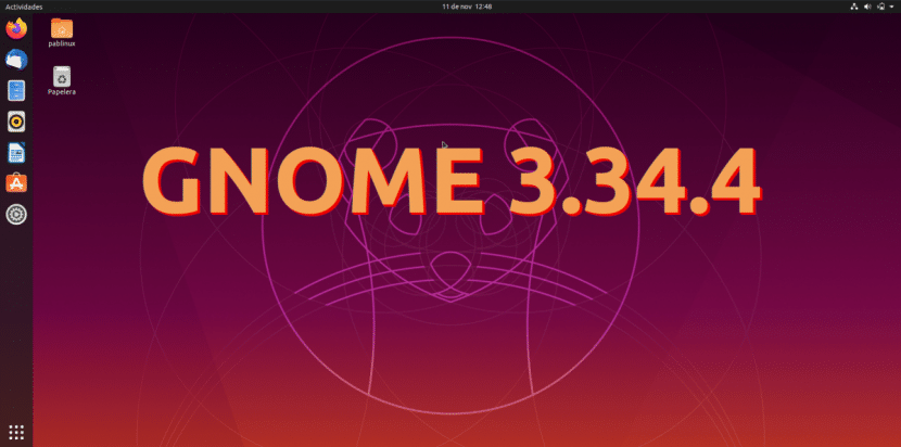 GNOME 3.34.4