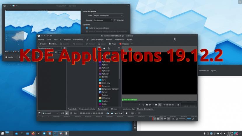KDE Applications 19.12.2