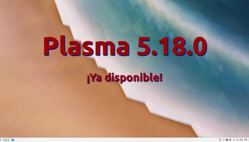Plasma 5.18.0