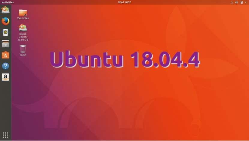 Ubuntu 18.04.4