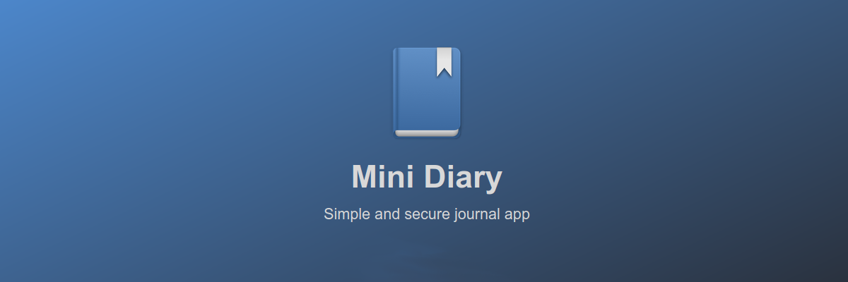 About Mini Diary