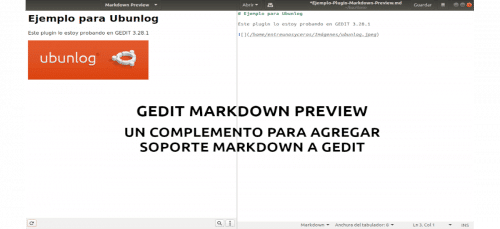 about plugin markdown preview