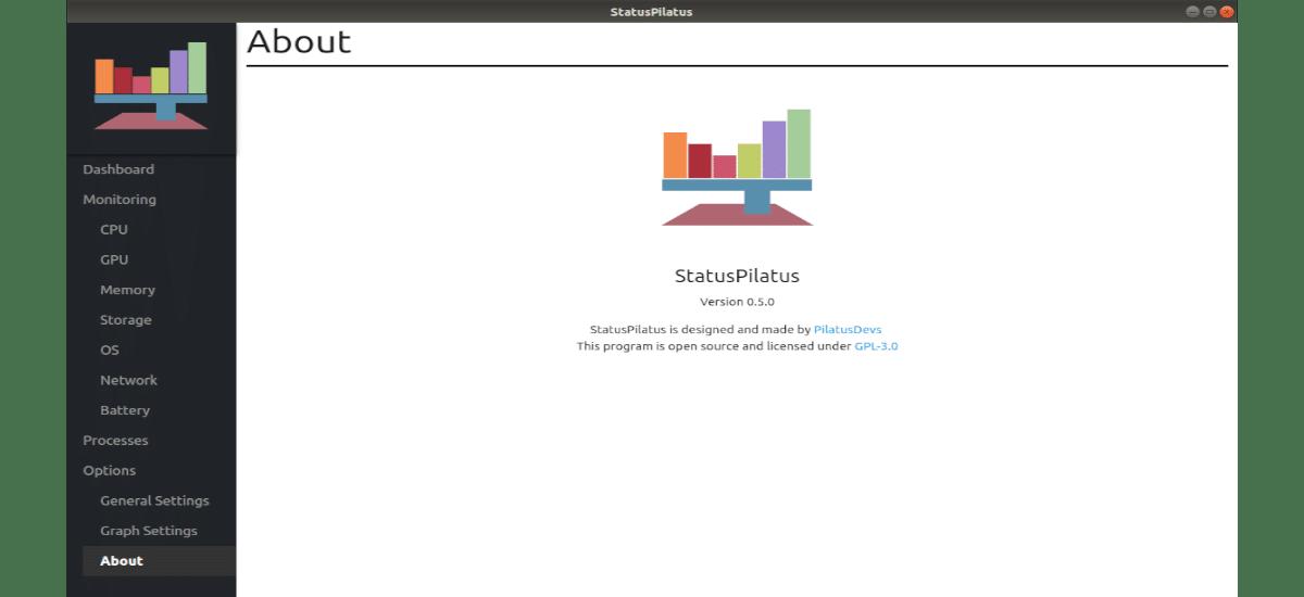 about statuspilatus