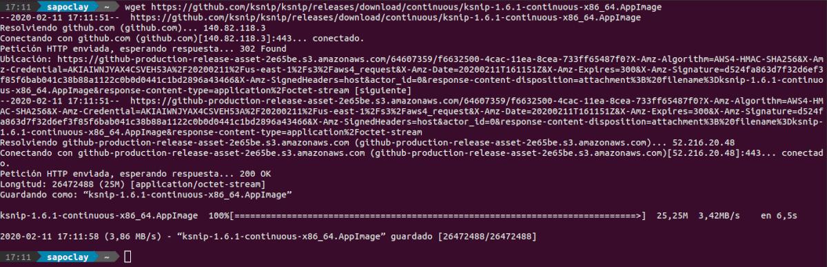 descargar ksnip 1.6.1 AppImage