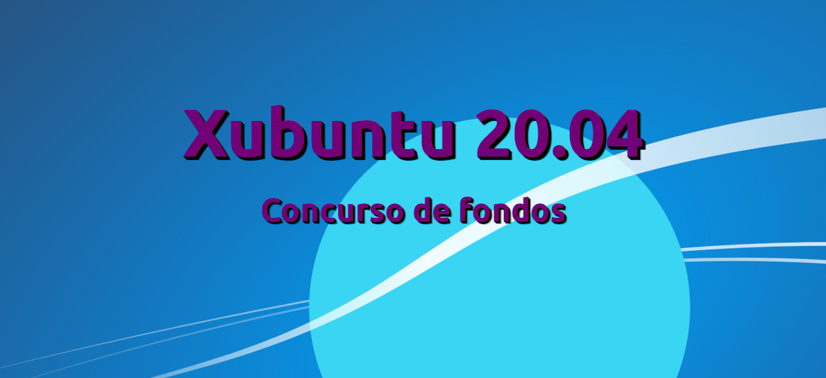 Concurso de fondos de Xubuntu 20.04