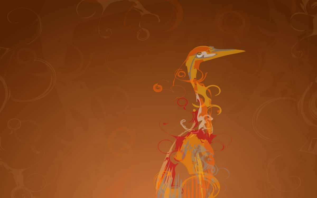 Fondo de pantalla de hardy heron