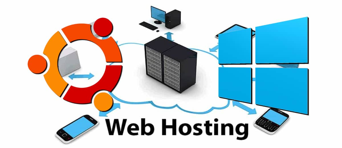 Web Hosting: Linux contra windows