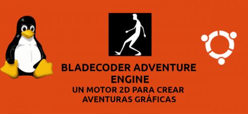 about bladecoder adventure engine