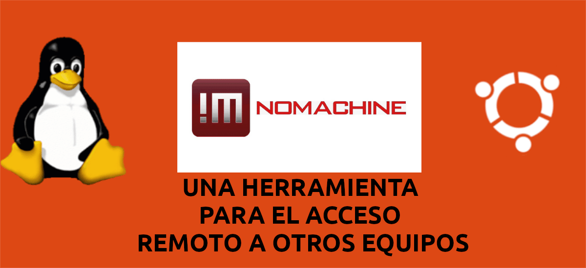 about nomachine