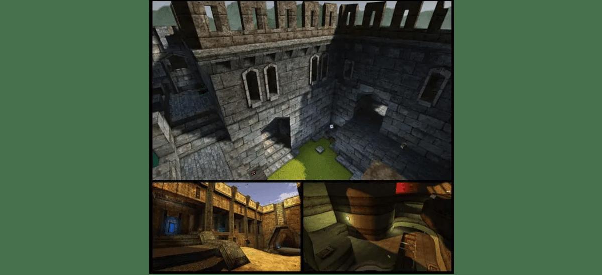 juego cube 2 pantallas