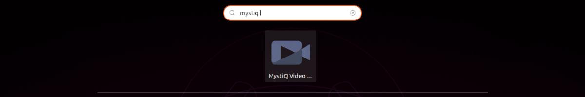 Lanzador MystiQ Video Converter