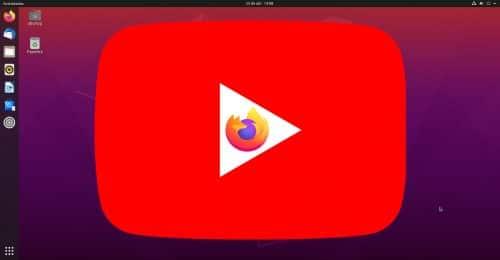 Descargar vídeos de YouTube con Firefox
