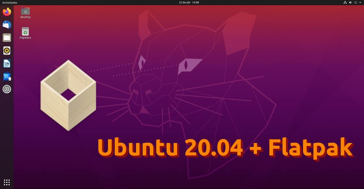 Ubuntu 20.04 y Flatpak