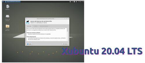 Xubuntu 20.04