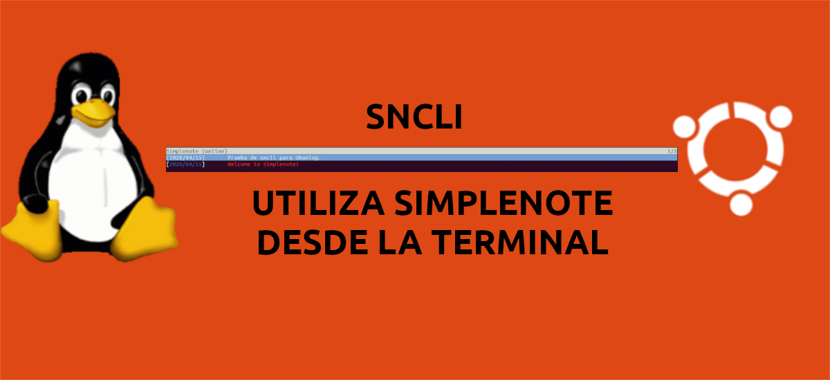 about sncli