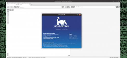 about Sourcetrail
