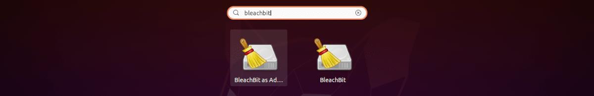 lanzador de BleachBit 4