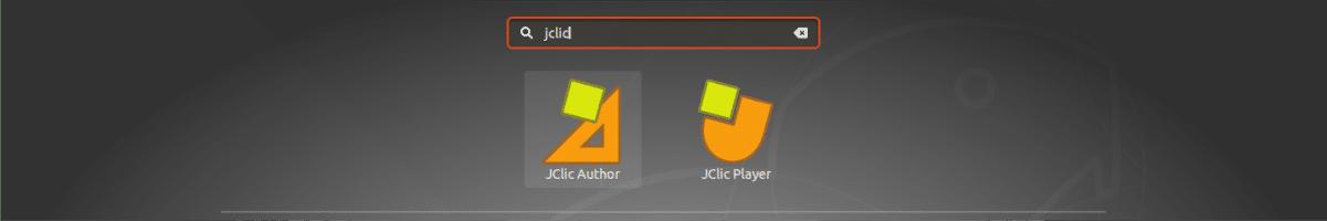 lanzador Jclic
