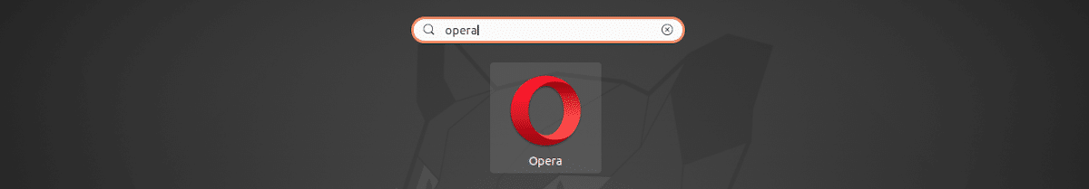 lanzador Opera 68