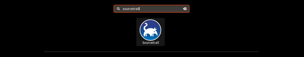 lanzador sourcetrail