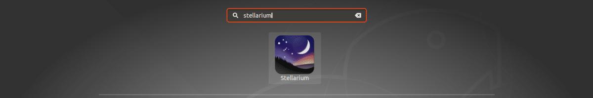lanzador stellarium