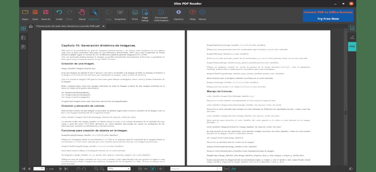 pdf a doble página