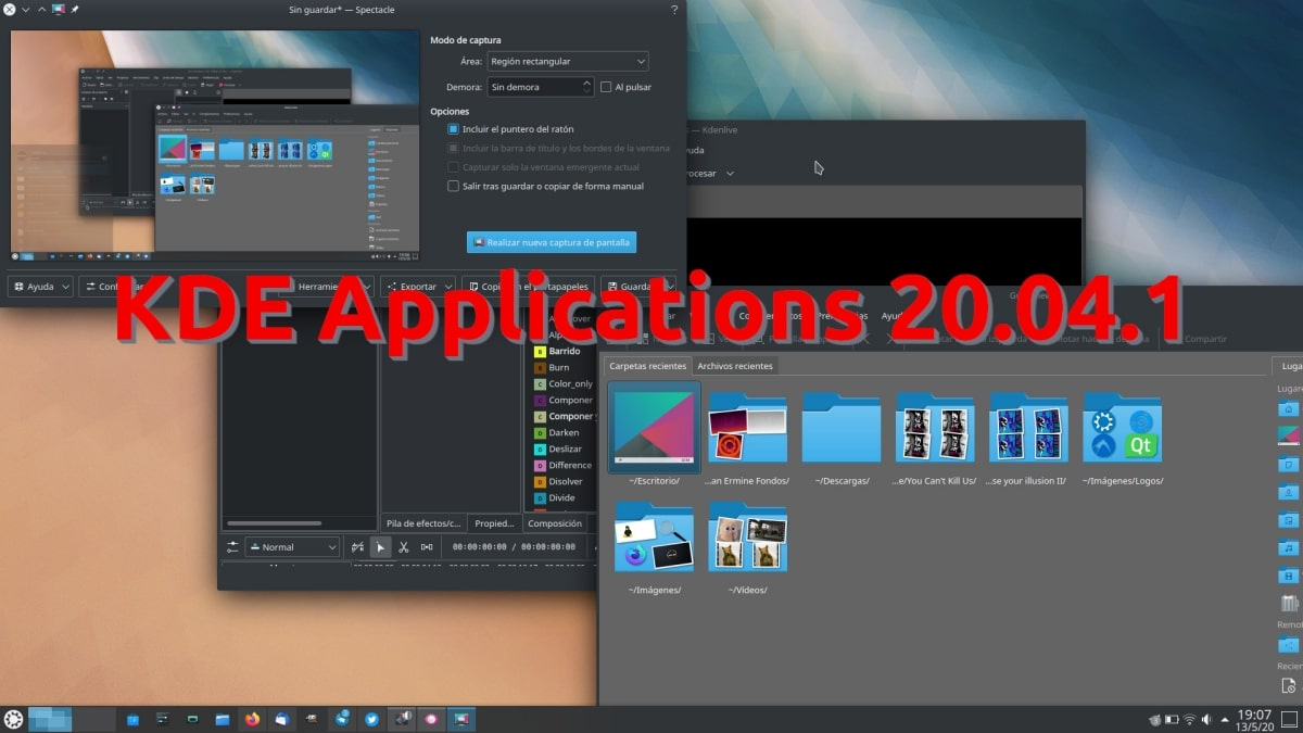 KDE Applications 20.04.1