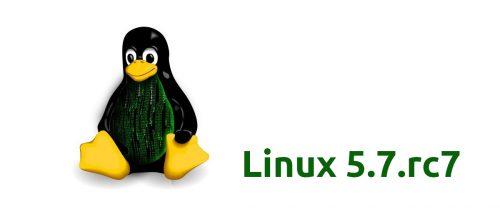 Linux 5.7-rc7