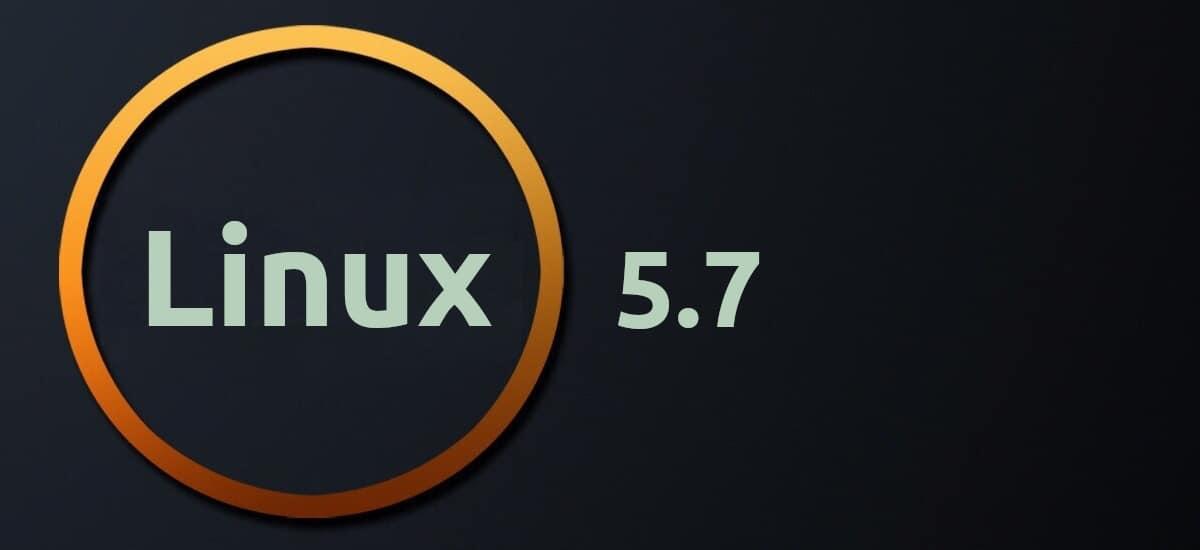 Linux 5.7