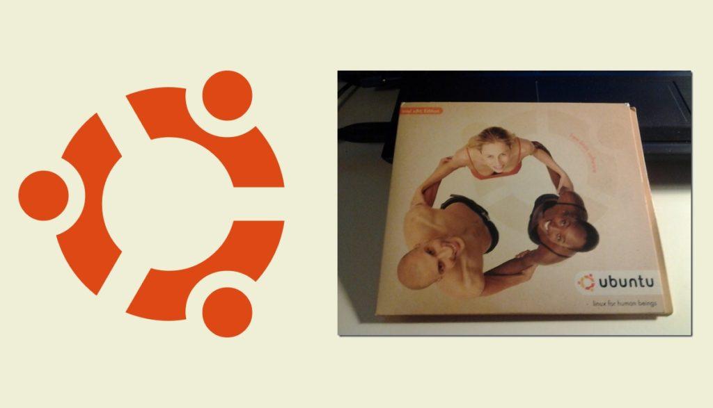 Logotipo de Ubuntu, de dónde proviene